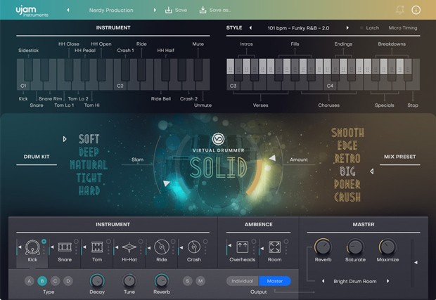 VD Solid GUI