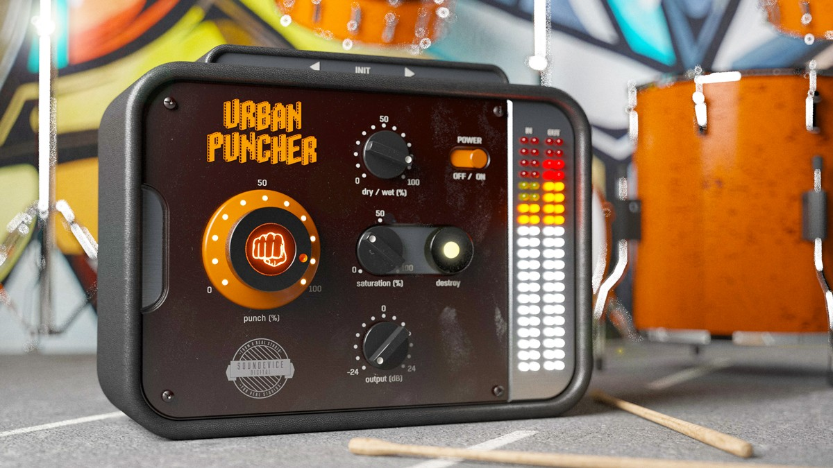 Urban Puncher GUI