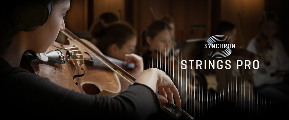 Synchron Strings Pro Header