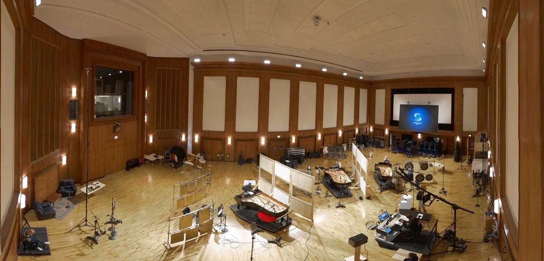 BBO Fornax Recording Session