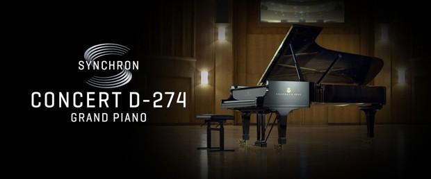 Synchron Concert D-274 Header