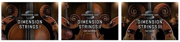 Dimension Strings Bundle