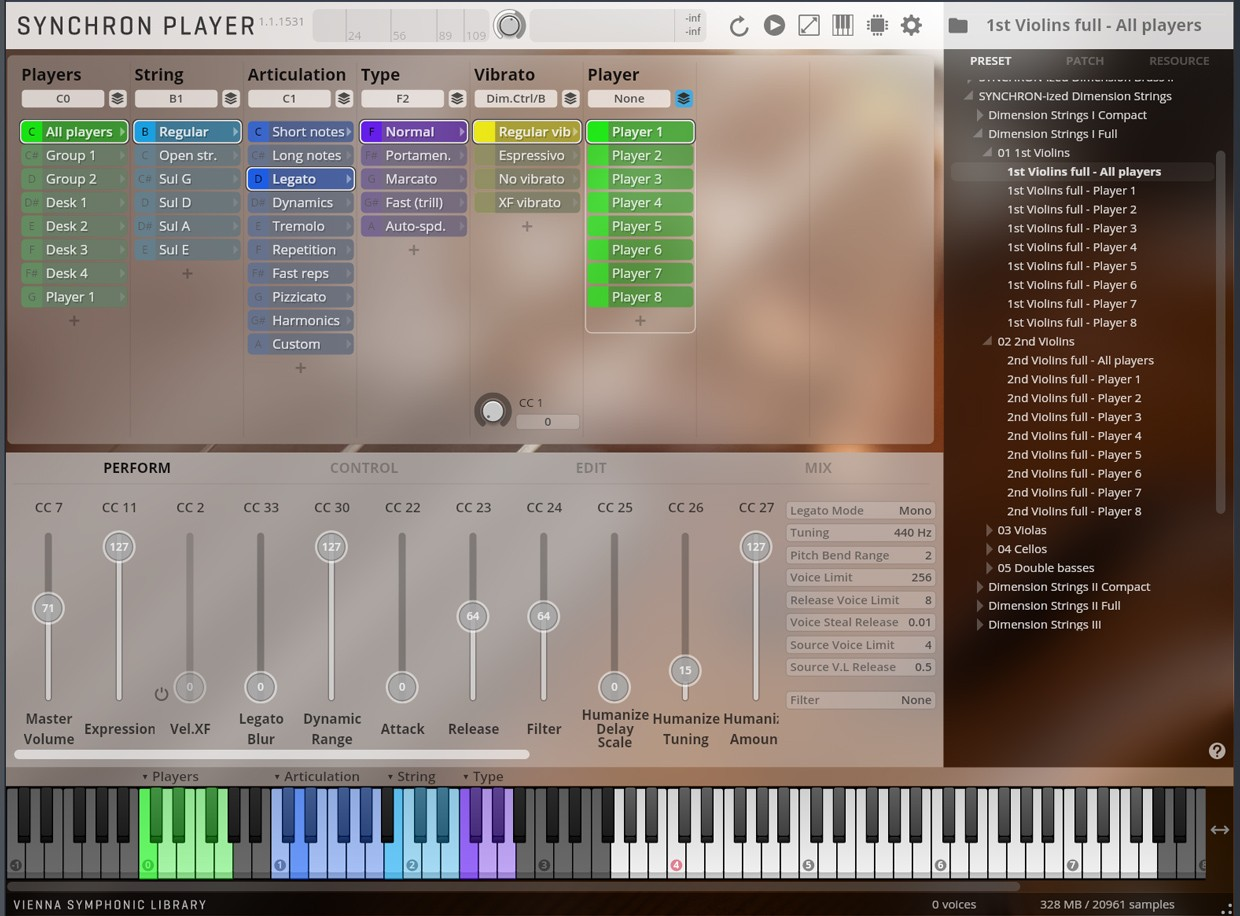 Synchro Dimension String GUI 1