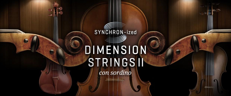 Synchro Dimension Strings II Header