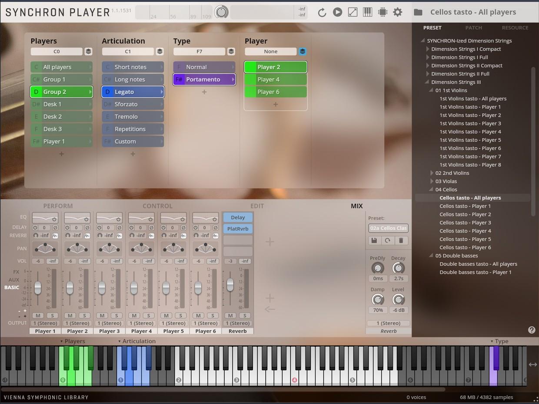 Synchro Dimension GUI 1