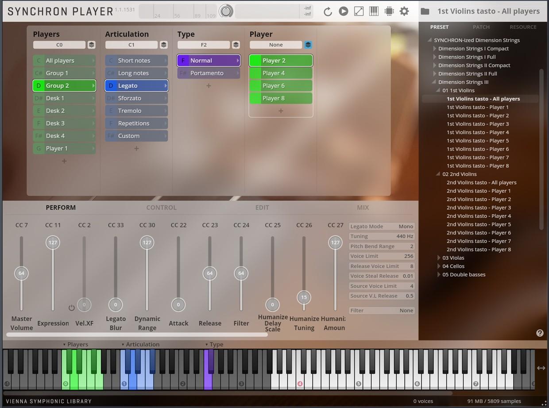 Synchro Dimension GUI 2