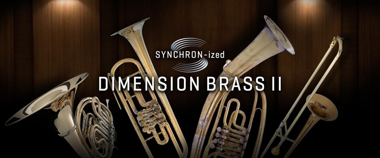 Synchron Brass II Banner