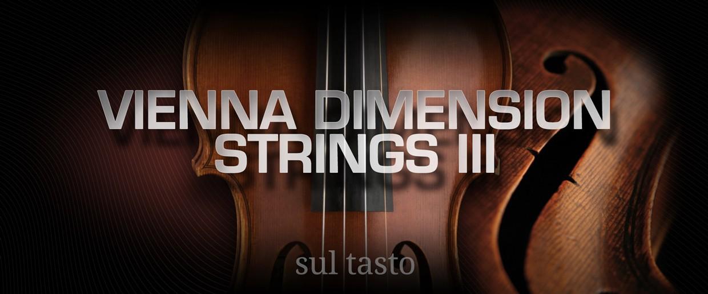 Dimension Strings III Header