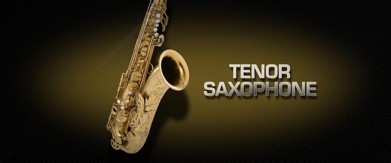 Tenor Saxophone Header