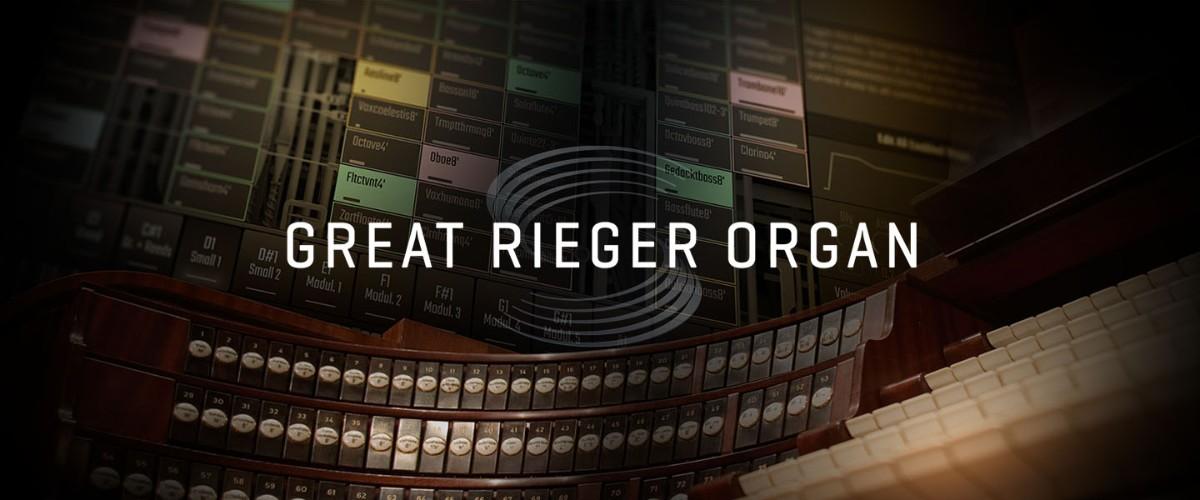 VSL Great Rieger Organ