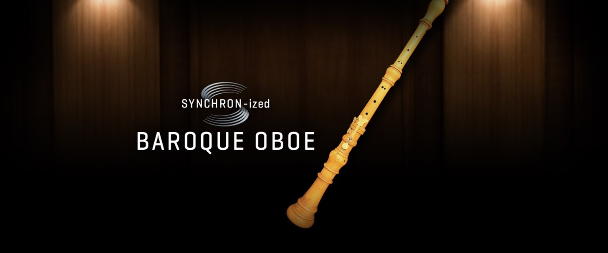 SYNCHRON-ized Baroque Oboe Banner