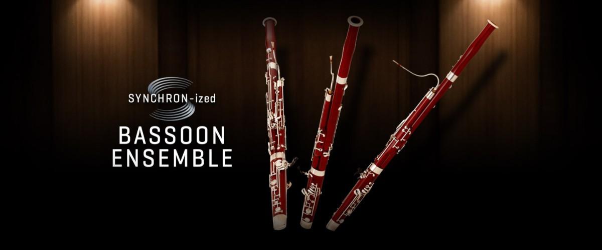 SYNCHRON-ized Bassoon Ensemble Banner