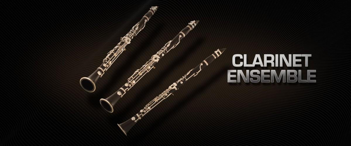 SYNCHRON-ized Clarinet Ensemble Banner
