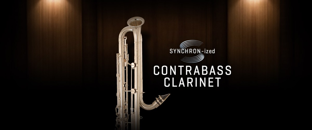 SYNCHRON-ized Contrabass Clarinet Banner