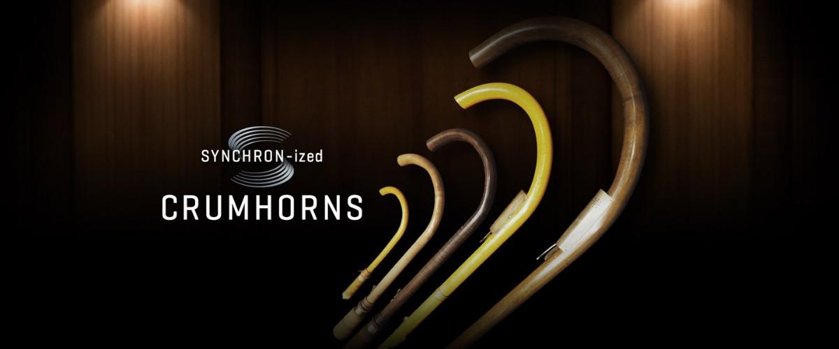 SYNCHRON-ized Crumhorns Banner