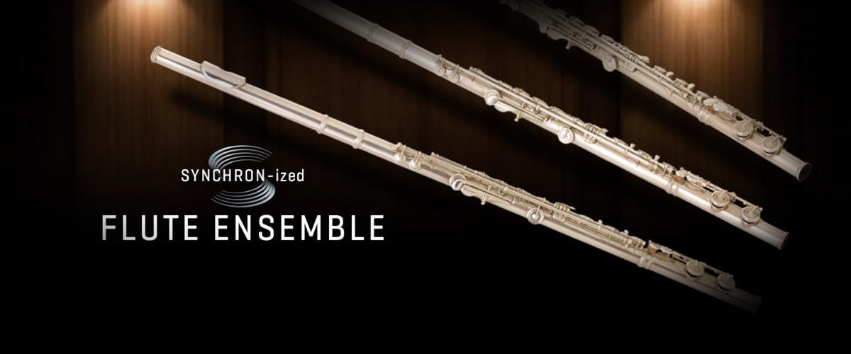 SYNCHRON-ized Flute Ensemble Banner