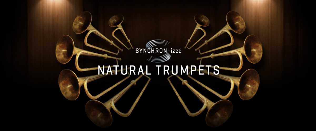 SYNCHRON-ized Natural Trumpets Banner