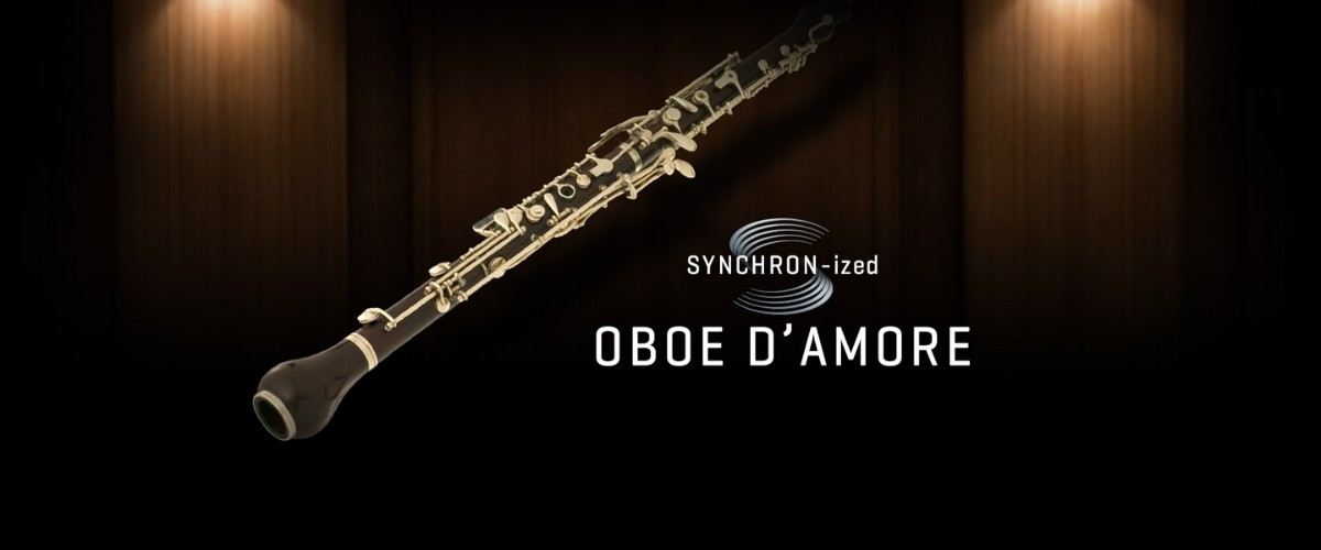 SYNCHRON-ized Oboe d Amore