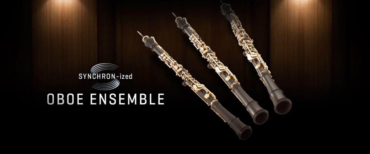 SYNCHRON-ized Oboe Ensemble Banner