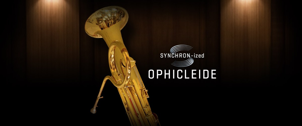 SYNCHRON-ized Ophicleide Banner