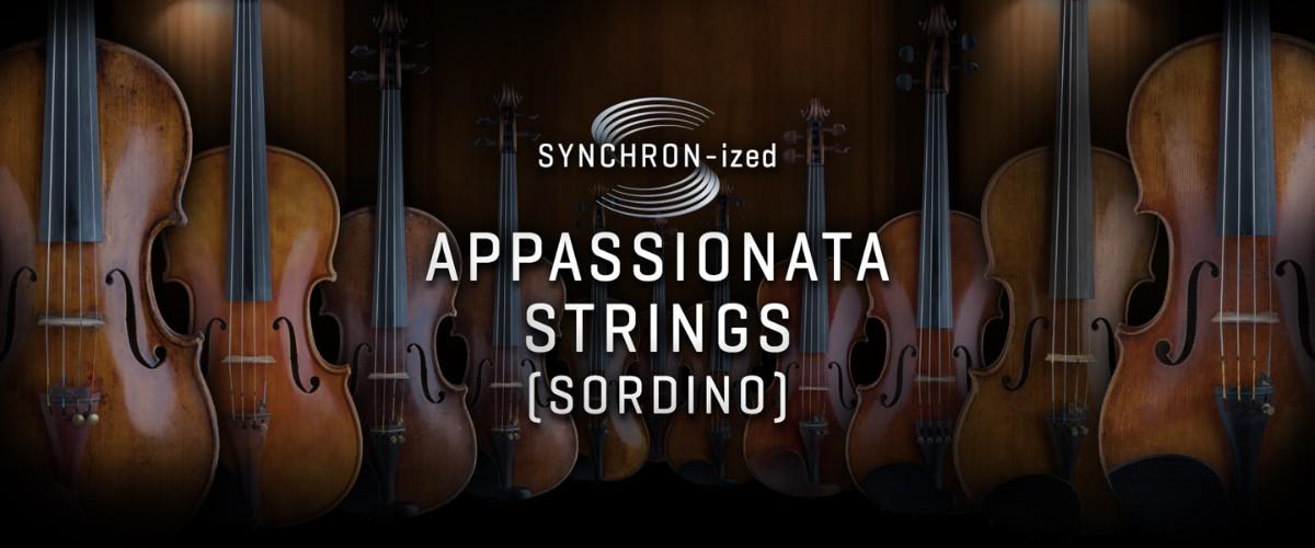 Appassionata Strings Sordino