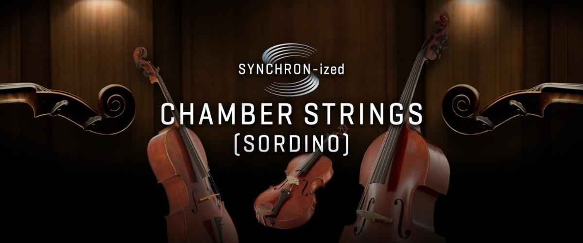 Chamber Strings Sordino