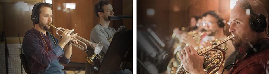Synchron Brass Trumpets