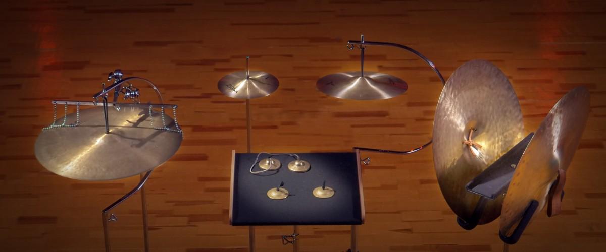 Synchron Cymbals & Gongs III Header