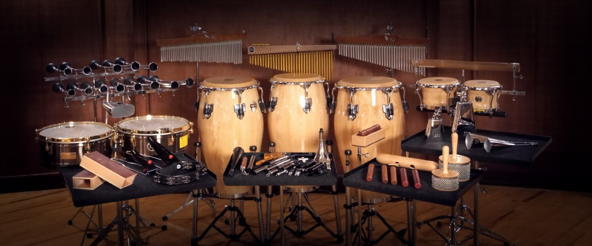 Synchron Percussion III Header