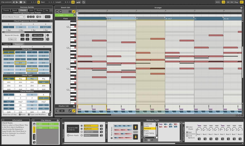 Liquid Music Screenshot