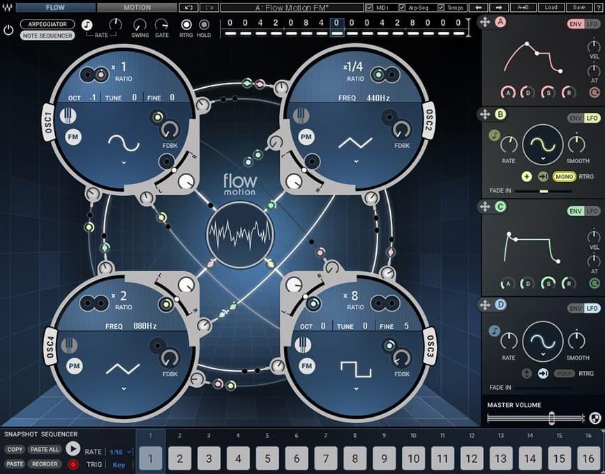 FlowMotion GUI 1