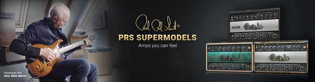 PRS Supermodels Header