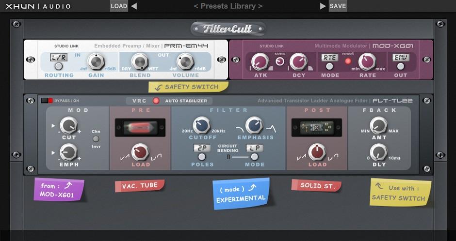 FilterCult GUI