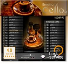 'Emotional Cello