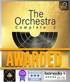AWARDED: The Orchestra Complete