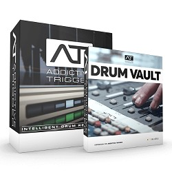 Addictive Trigger: Drum Vault