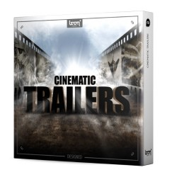 Cinematic Trailers - Designed