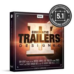 Cinematic Trailers - Designed 2 Stereo + Surround