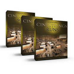 CineStrings COMPLETE Bundle