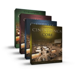 CineSymphony CORE Bundle