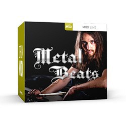 Drum MIDI Metal Beats