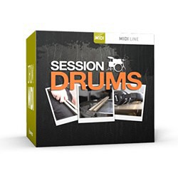 Drum MIDI Session Drums