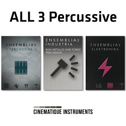 Ensemblia All3 Percussive