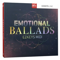 EZkeys MIDI Emotional Ballads