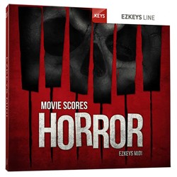 EZkeys MIDI Movie Scores - Horror
