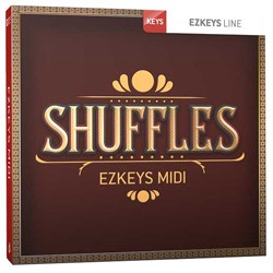 EZkeys MIDI Shuffles
