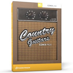EZmix-Pack Country Guitars