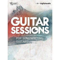 Guitar Sessions: Pop Songwriting Guitars