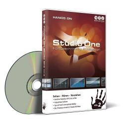 Hands on Studio One Vol. 2