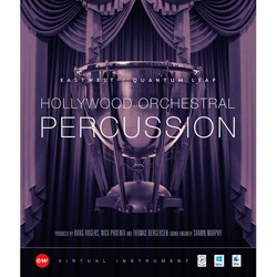 Hollywood Orchestral Percussion Silver